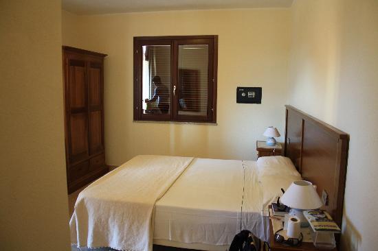 Il Girasole Hotel: Camera