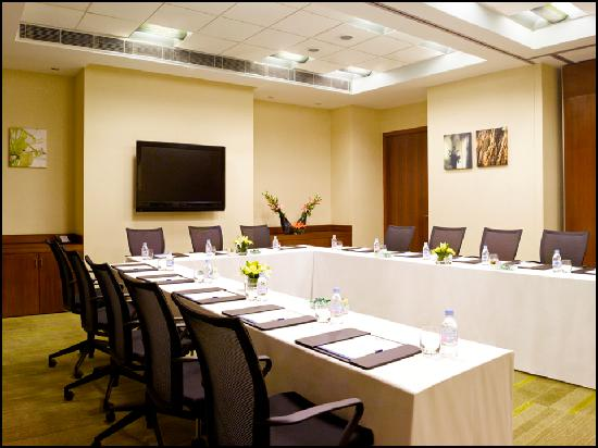 Hilton Garden Inn New Delhi / Saket : Meeting Room