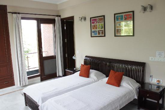 Saket Bed and Breakfast: Double Room