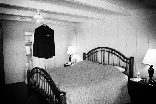 Mission Ranch: Unser Zimmer