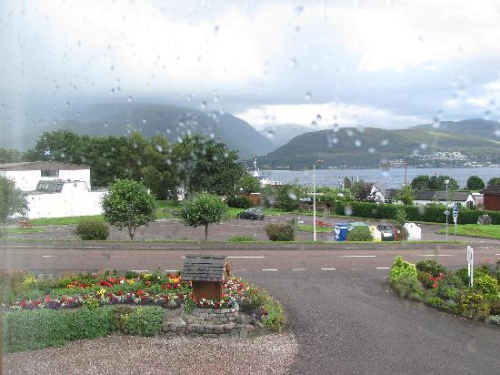 Ben Nevis View: vista dalla nostra finestra