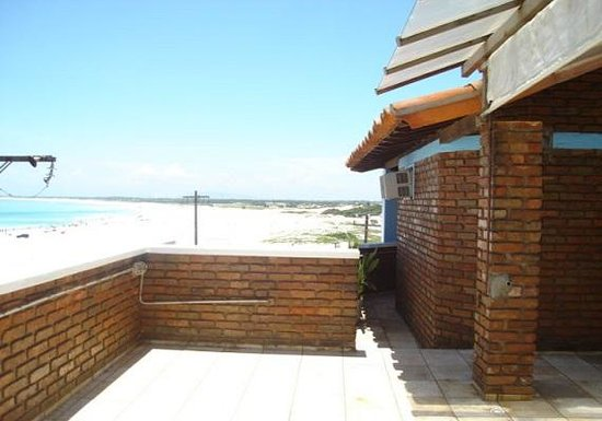 Acuario Pousada : il balcone