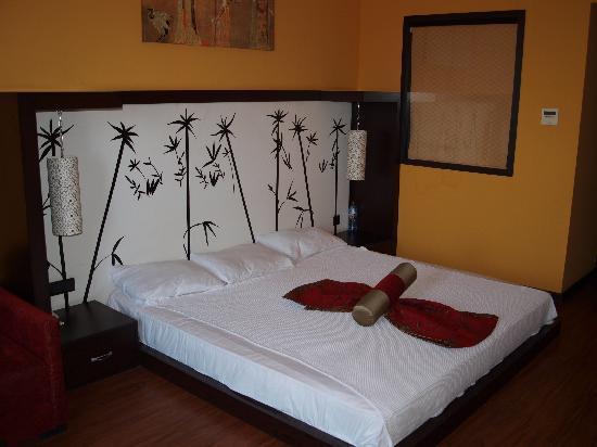 Siam Elegance Resort & Spa : Chambre