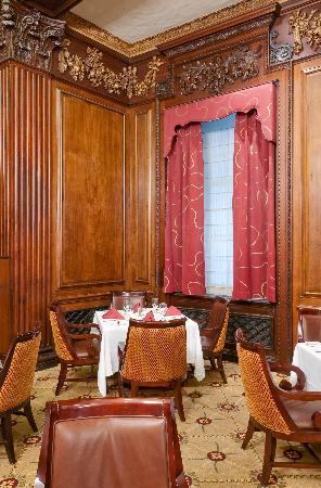Parker's Restaurant: Table 40- JFK proposed to Jacqueline Bouvier
