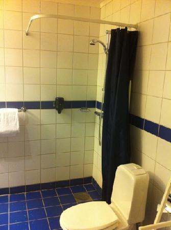 P-Hotels Oslo: bagno