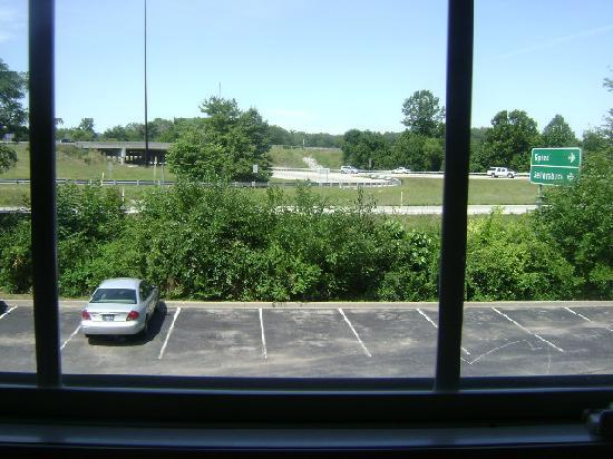 Ramada Sellersburg/Louisville North : View from our window
