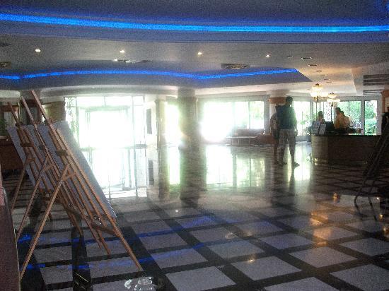 Grand Kaptan Hotel : Reception