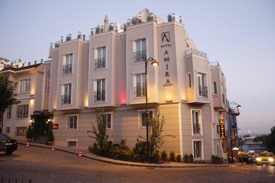 Hotel Amira Istanbul-bild
