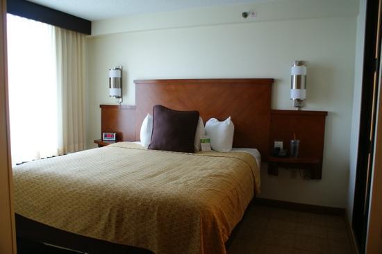 Hyatt Place Memphis Primacy Parkway : room 602