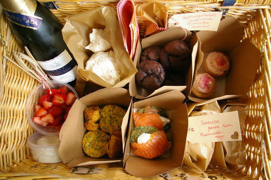 Excellent! - Review of Picnic Company, Amsterdam, The Netherlands ...