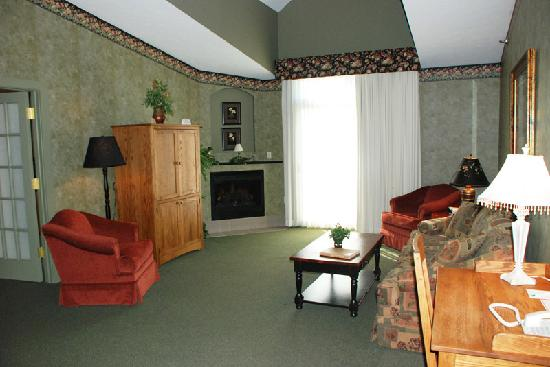 Essenhaus Inn & Conference Center: suite 3rd floor