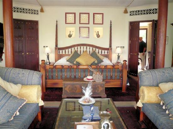อัลมาฮาเดสเสิร์ท รีสอร์ท: Bedouin Suite
