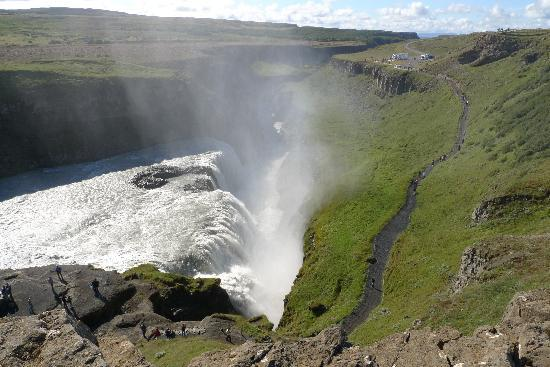 Iceland Guided Tours: Gullfoss