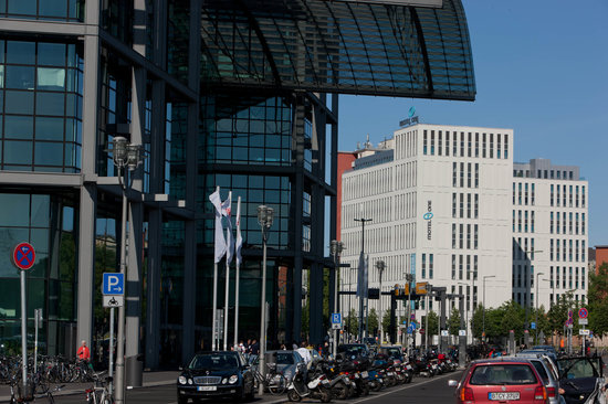 Photo of Motel One Berlin-Hauptbahnhof