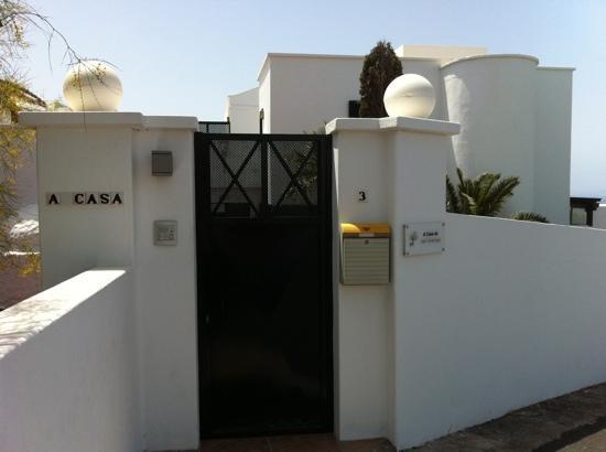 Tias, Spain: A casa de Jose Saramago
