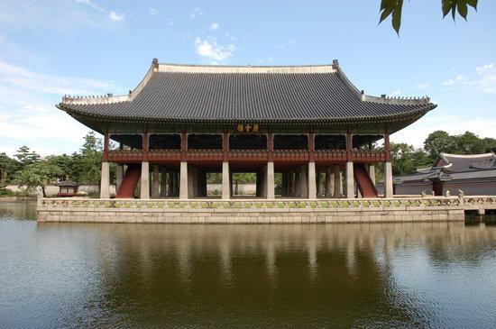 Παλάτι Gyeongbokgung