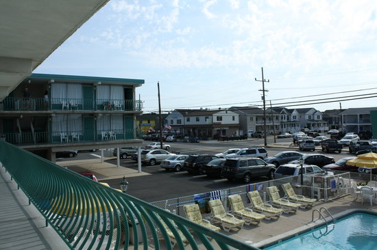 Lavallette, Nueva Jersey: Tradewinds Motor Lodge