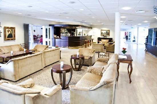 Montra Hotel Sabro Kro : Bar