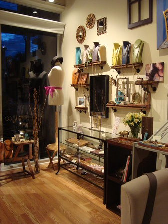 Miami, Floride : inside the boutique