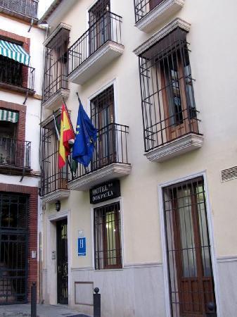 Hotel Don Paula: The hotel