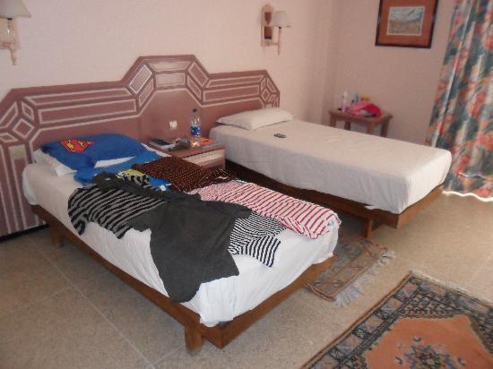 Hotel Kamal: Our room