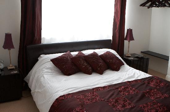 Orchard Lodge B&B: bedroom