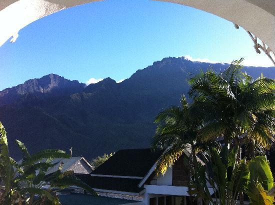 Le Vieux Cep: Vue depuis notre balcon