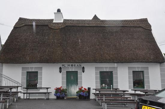 Morans Oyster Cottage : Morans's