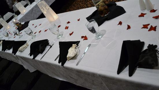 Elkwater Lake Lodge and Resort: Wedding in the Aspen Room