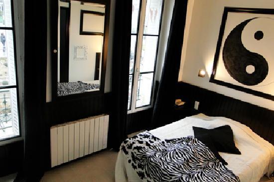 Hotel Archange: La chambre 4 et son ambiance Zen