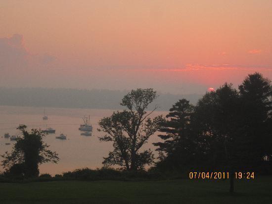 Chebeague Island Inn: Chebeague Sunset