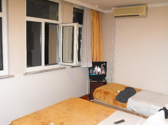 Hotel Inter Istanbul: Double room