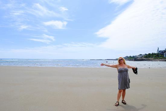 Ogunquit Beach: Lots of room!