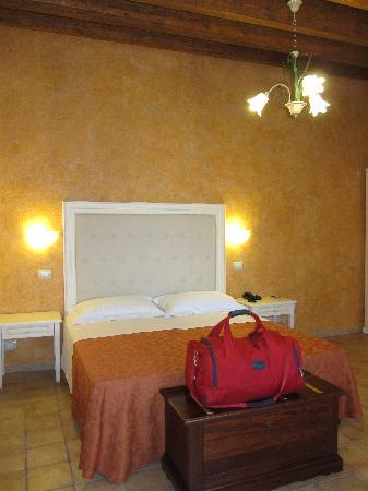 Artemisia Resort: stanza