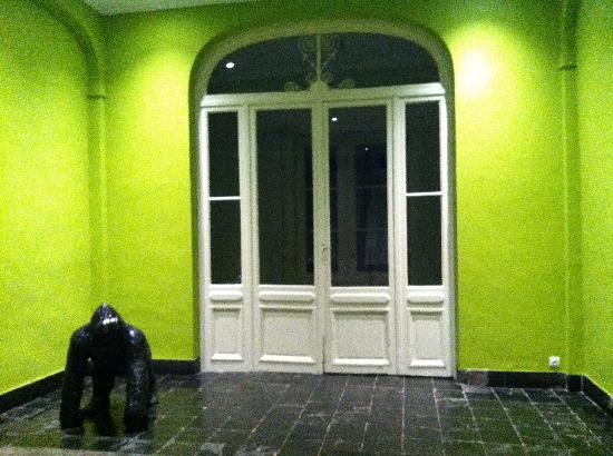StJacobs B&B: Eingangshalle