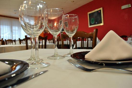 Hotel La Valenciana: RESTAURANTE