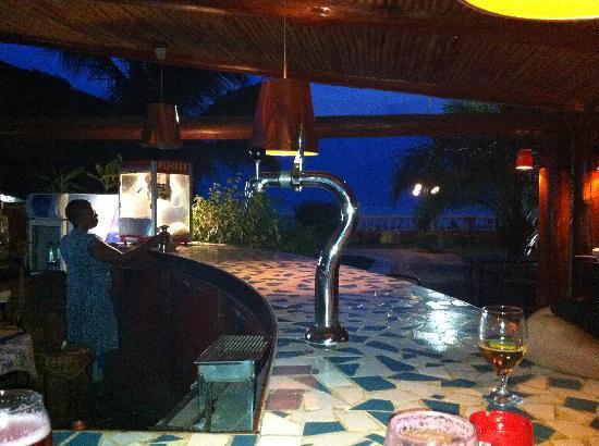 Hotel Residence Ubuntu : the bar & the draft