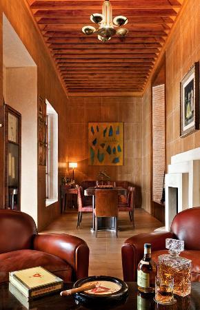Villa Makassar: Salon Winston Churchill