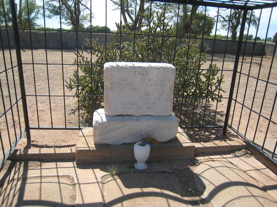 Fort Sumner, Nuevo México: Billy the Kid's Gravestone