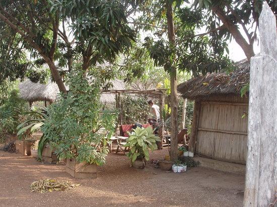 Dassa Zoume, Benín: le petit salon