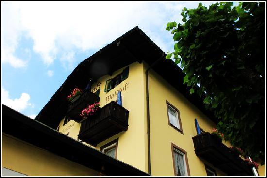 Gasthof Waldluft: Hotel from outside