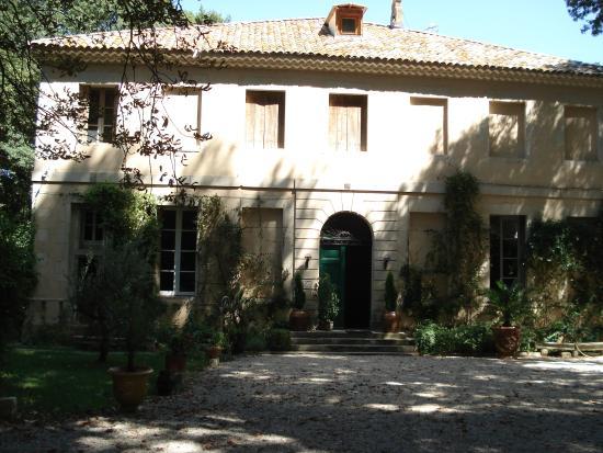 Domaine de Mailhan Chambres D'hotes: La demeure