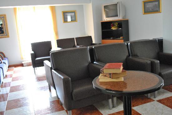 Hotel La Valenciana: SALON TV