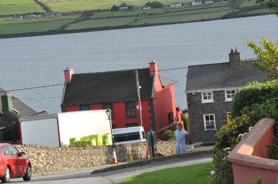 Dingle Harbour Lodge: View from hotel