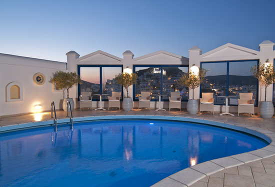 Lofos Village Hotel: pool
