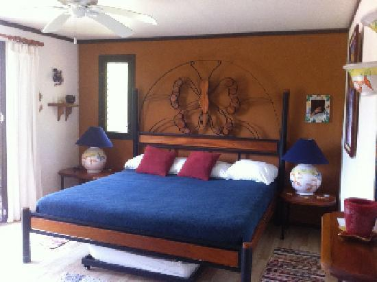 Lucky Bug B & B: Beautiful rooms