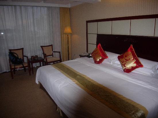Vienna Hotel Guilin Zhongshan : Habitación