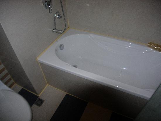 Vienna Hotel Guilin Zhongshan: Baño