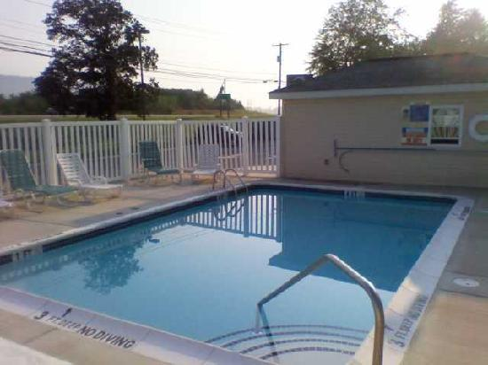 Microtel Inn and Suites by Wyndham Enola/Harrisburg : Pool