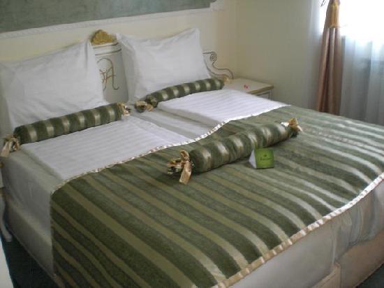 Queen's Astoria Design Hotel: camera